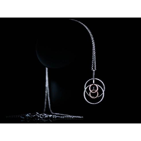 PÉ DE MAR Silver Necklace
