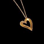 Bicolor Gold Necklace