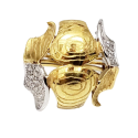 Bicolor Gold Ring