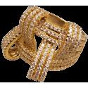 Golden Silver Ring